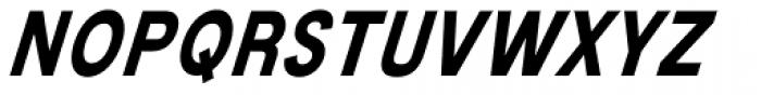 Mixolydian Bold Italic Font UPPERCASE