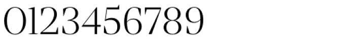 Mixta Didone Alt Light Font OTHER CHARS