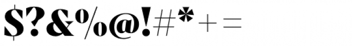 Mixta Sharp Alt Black Font OTHER CHARS