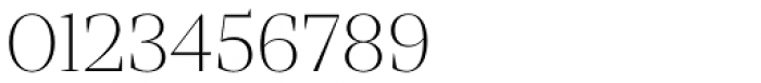 Mixta Sharp Alt Ultra Light Font OTHER CHARS