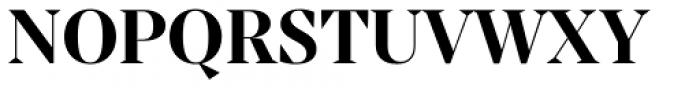 Mixta Sharp Bold Font UPPERCASE