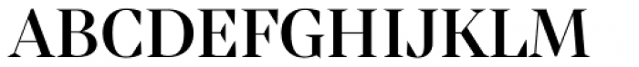 Mixta Sharp Medium Font UPPERCASE