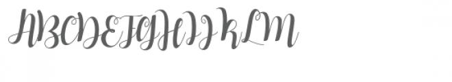 Mindless-Stunnner Font UPPERCASE