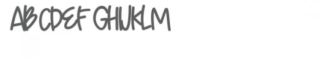 miss katy font Font UPPERCASE