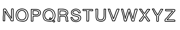 MJletter Font LOWERCASE