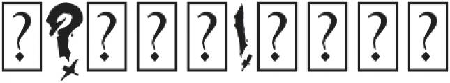 MKI Metal ttf (400) Font OTHER CHARS