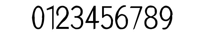 MKAbelRough random Font OTHER CHARS