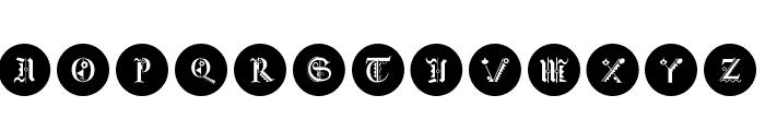 MKFraktConstruct Font UPPERCASE