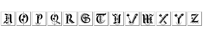 MKFraktConstruct Font LOWERCASE