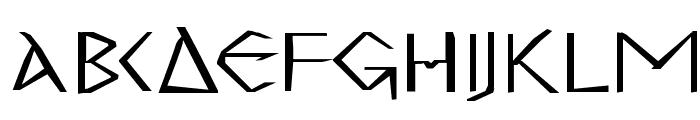 MKGreco-ExtraBold Font UPPERCASE