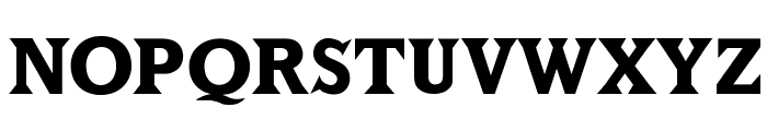 MKLatin-Bold Font UPPERCASE
