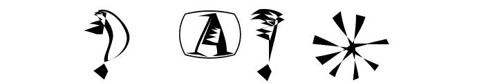 MKSzene Font OTHER CHARS