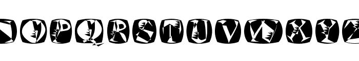 MKSzene Font UPPERCASE