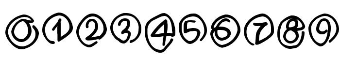 MKlammerAffen-Medium Font OTHER CHARS