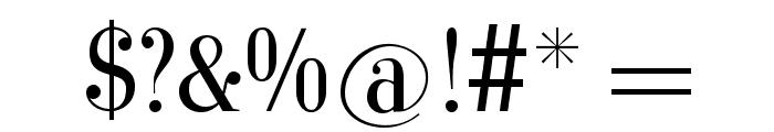 MKorsair Font OTHER CHARS