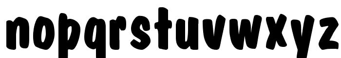MktBold Plain: Font LOWERCASE