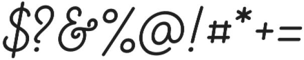 ML Tokyo Aurora Bold otf (700) Font OTHER CHARS