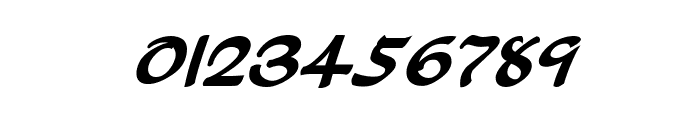 ML-TTJaya BoldItalic Font OTHER CHARS