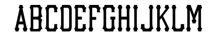 MLB Pirates Font LOWERCASE