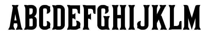 MLB Reds 2007 Font LOWERCASE