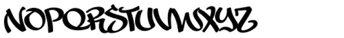 MLE Plain Font LOWERCASE