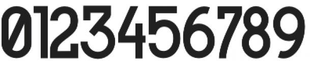 MODULAR 11 otf (400) Font OTHER CHARS