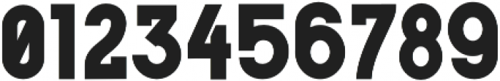 MODULAR 16 otf (400) Font OTHER CHARS