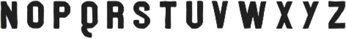 MONGO ttf (400) Font UPPERCASE