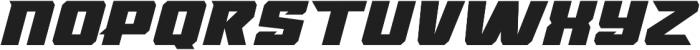MONSTER TRUCK Regular ttf (400) Font UPPERCASE