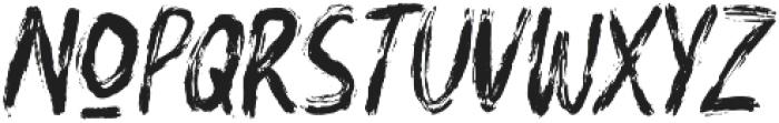 MONTANAS ttf (400) Font UPPERCASE