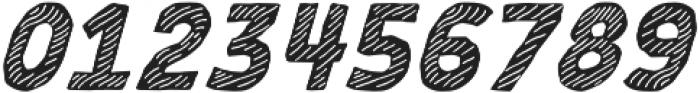 MOVSKATE Deck Italic otf (400) Font OTHER CHARS