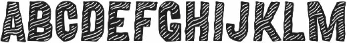 MOVSKATE Deck otf (400) Font UPPERCASE