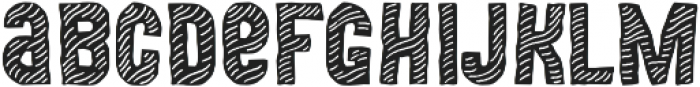 MOVSKATE Deck otf (400) Font LOWERCASE