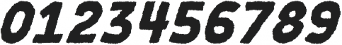MOVSKATE Grip Italic otf (400) Font OTHER CHARS