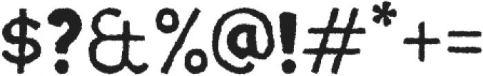 MOVSKATE Grip otf (400) Font OTHER CHARS