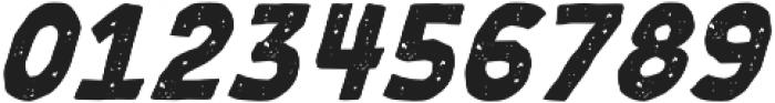 MOVSKATE Hardgrip Italic otf (400) Font OTHER CHARS