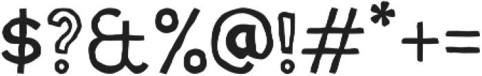 MOVSKATE Ply otf (400) Font OTHER CHARS