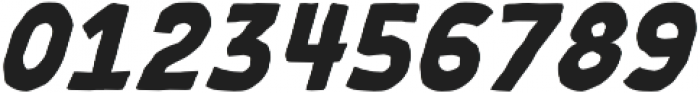 MOVSKATE Skate Italic otf (400) Font OTHER CHARS