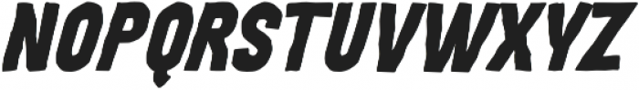 MOVSKATE Skate Italic otf (400) Font LOWERCASE