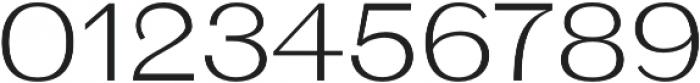 Moccha-SansSerif regular otf (400) Font OTHER CHARS