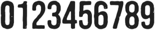 Mocha Mattari Regular otf (400) Font OTHER CHARS