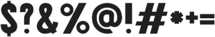 Mocha otf (400) Font OTHER CHARS