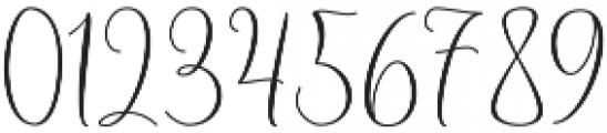 Mochafloat otf (400) Font OTHER CHARS