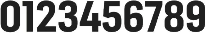 Moderna Sans Bold Cnd otf (700) Font OTHER CHARS