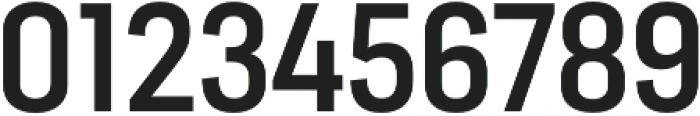 Moderna Sans Medium Cnd otf (500) Font OTHER CHARS