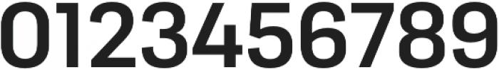 Moderna Sans Medium otf (500) Font OTHER CHARS