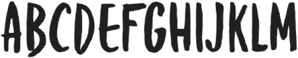 Modestine Helper otf (400) Font UPPERCASE