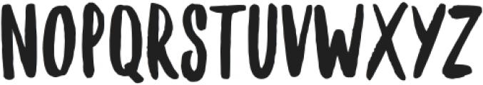 Modestine Helper otf (400) Font LOWERCASE