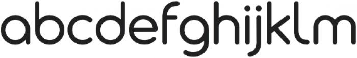 Modulus Pro Medium otf (500) Font LOWERCASE