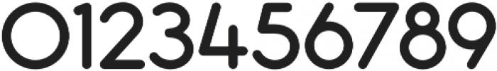 Modulus Pro Semi Bold otf (600) Font OTHER CHARS
